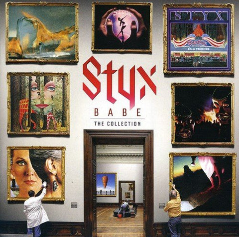 Styx - Babe: The Collection Audio CD