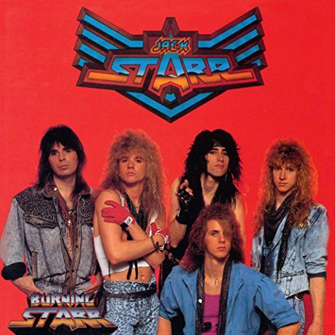 Jack Starrs Burning Starr - Jack Starrs Burning Starr Audio CD