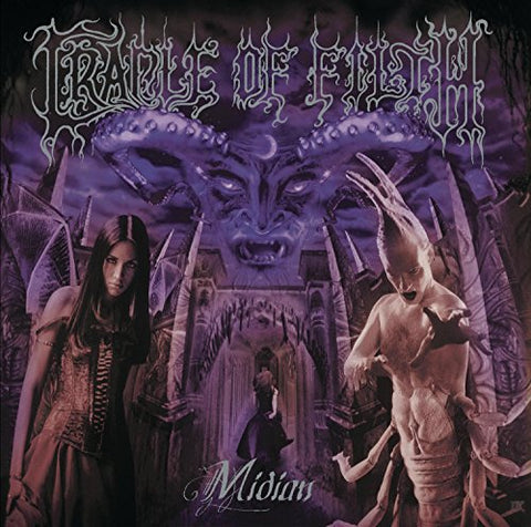Cradle Of Filth - Midian Audio CD