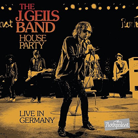 House Party Live In Germany [DVD] [2015] [NTSC] Audio CD