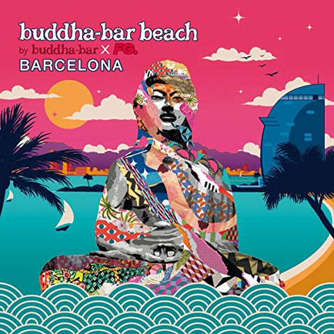 Buddha-Bar Beach - Barcelona Audio CD