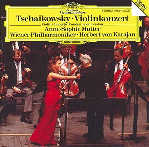 yotr Ilyich Tchaikovsky - Tchaikovsky: Violin Concerto in D major Audio CD