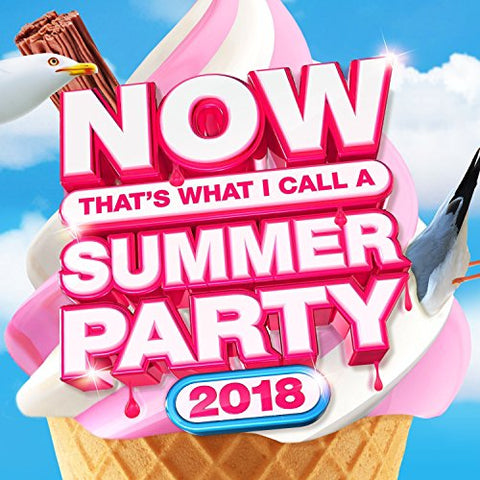 NOW Thats What I Call Summer Party 2018 Sent Sameday* Audio CD