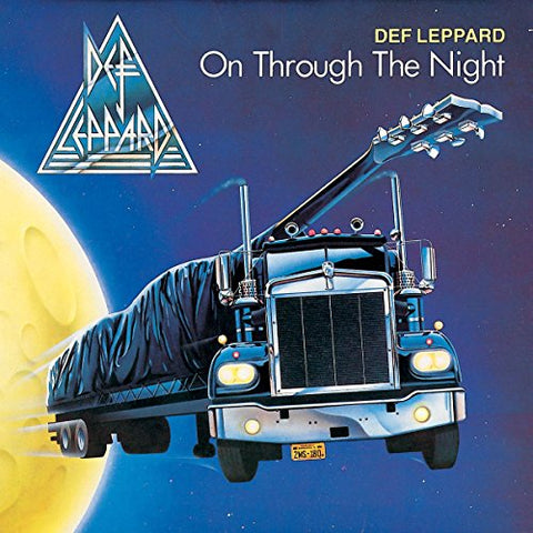 Def Leppard - On Through The Night Audio CD