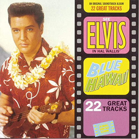 Elvis Presley - Blue Hawaii Audio CD