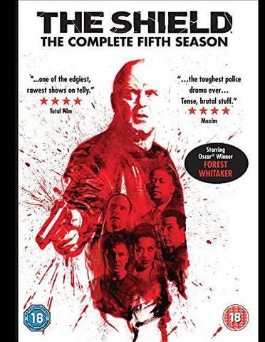 The Shield - Season 5 [DVD]