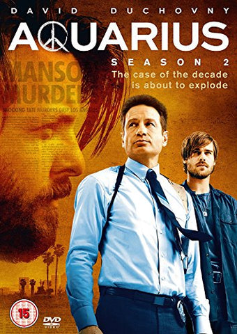 Aquarius: Season 2 [DVD]