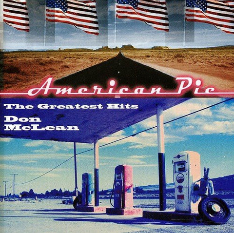 Don McLean - American Pie - The Greatest Hits Audio CD