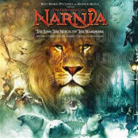 The Chronicles of Narnia-The Lion, The Witch and The Wardrobe Audio CD