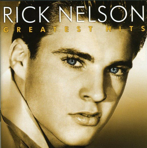Ricky Nelson - Greatest Hits Audio CD