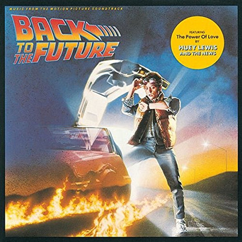 Soundtrack - Back To The Future Audio CD