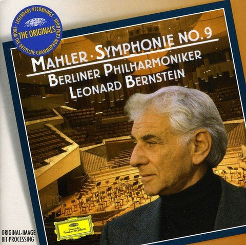 Berliner Philharmoniker - Mahler: Symphony No.9  (DG The Originals) Audio CD