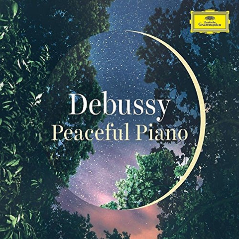 Debussy: Peaceful Piano Audio CD