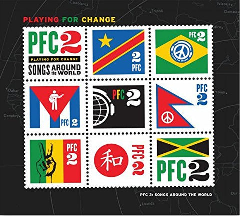 Playing For Change - Playing For Change - Songs Around The World Volume 2 Audio CD