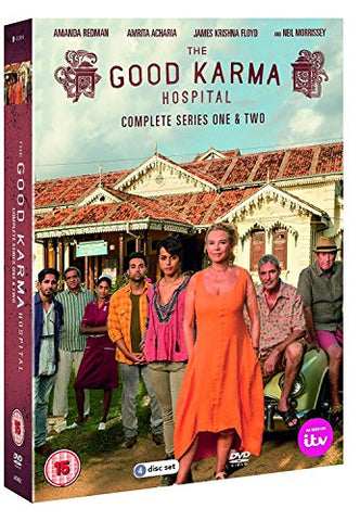 The Good Karma Hospital - Series 1 and 2 Box Set [DVD]