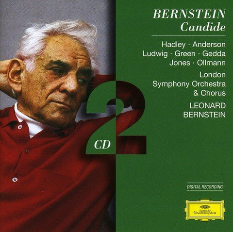 London Symphony Orchestra - Leonard Bernstein: Candide Audio CD