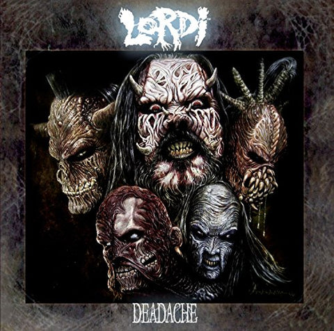 Lordi - Deadache Audio CD