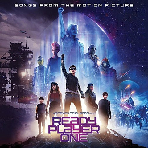 Ready Player One Audio CD