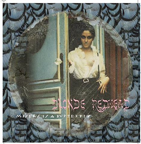Blonde Redhead - Misery Is A Butterfly Audio CD