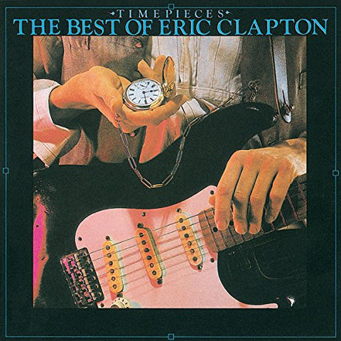 Eric Clapton - Time Pieces: The Best Of Eric Clapton Audio CD