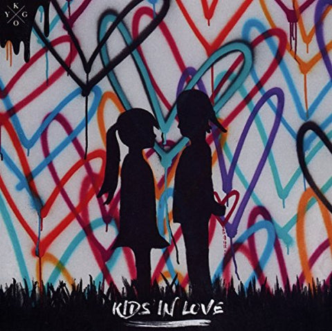 Kygo - Kids In Love Audio CD