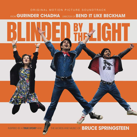 BLINDED BY THE LIGHT - OST - Bruce Springsteen Sent Sameday* AUDIO CD