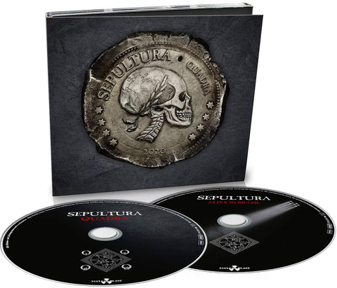 Sepultura - Quadra (Digi) Sent Sameday* AUDIO CD