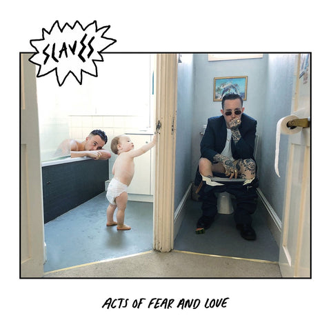 Slaves - Acts Of Fears And Love Audio CD