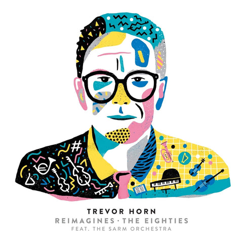 Trevor Horn - Reimagines The Eighties Audio CD