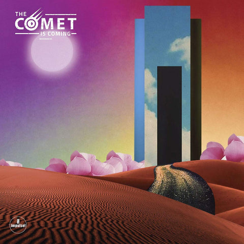 Comet is Coming - Trust in the Lifeforce of Mystery Sent Sameday* AUDIO CD