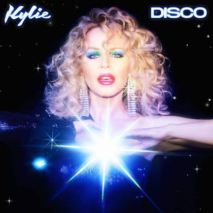Kylie Minogue - DISCO (Vinyl) Sent Sameday *Free Exclusive Signed Print*