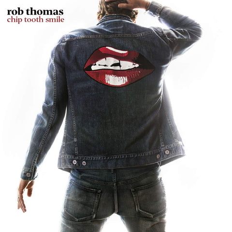 Rob Thomas - Chip Tooth Smile Sent Sameday* AUDIO CD