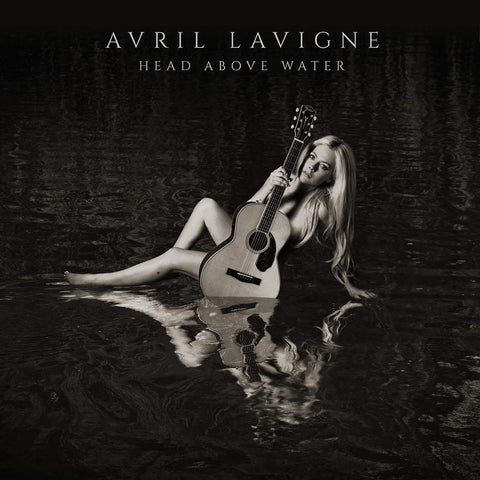 Avril Lavigne - Head Above Water Sent Sameday* AUDIO CD