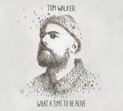 Tom Walker - What A Time To Be Alive Sent Sameday* Audio CD