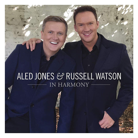 Aled Jones and Russell Watson - In Harmony Audio CD