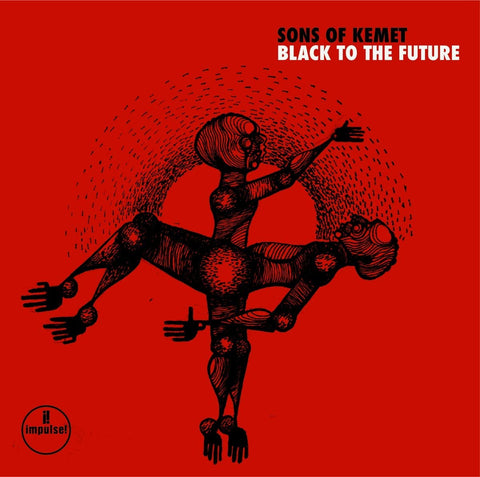 Sons Of Kemet - Black To The Future Sent Sameday* AUDIO CD