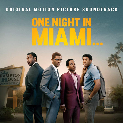 One Night In Miami (Coloured Vinyl) - Sam Cooke Released On 21/05/2021