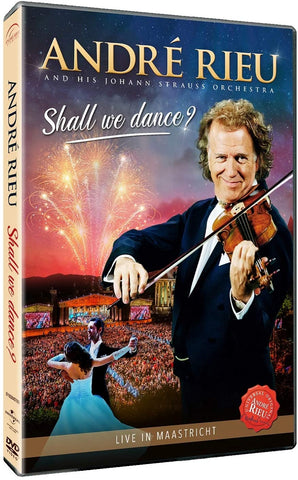 Andre Rieu - Shall We Dance? Sent Sameday* DVD