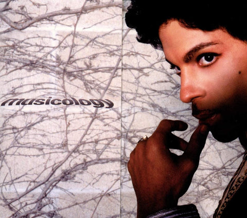 PRINCE - MUSICOLOGY AUDIO CD