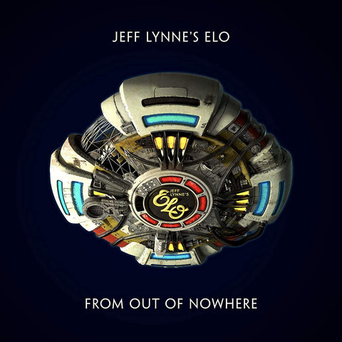 Jeff Lynne's ELO - From Out of Nowhere Sent Sameday* AUDIO CD