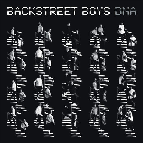 Backstreet Boys - DNA Sent Sameday* Audio CD
