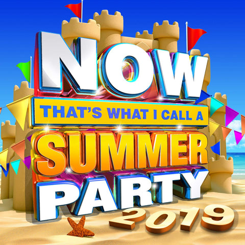 Now That's What I Call a Summer Party 2019 Sent Sameday* AUDIO CD