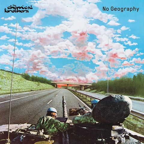Chemical Brothers - No Geography Sent Sameday* AUDIO CD
