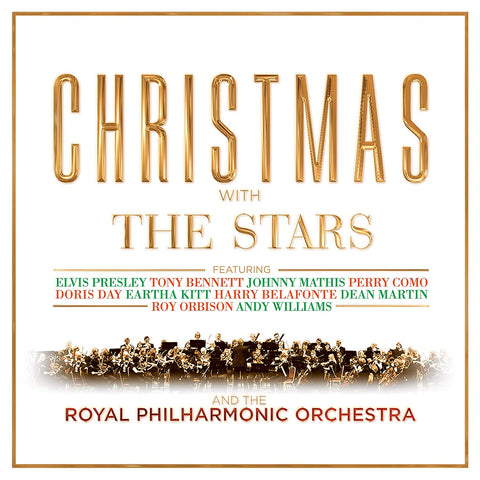 Christmas Stars and Royal Orchestra - Elvis Presley Sent Sameday* AUDIO CD