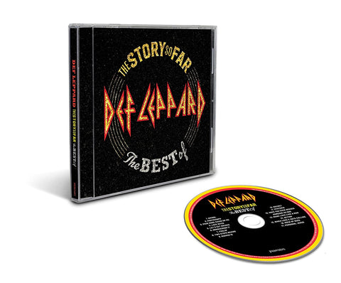 Def Leppard - The Story So Far…The Best Of Sent Sameday* Audio CD