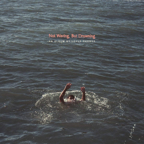 Loyle Carner - Not Waving But Drowning Sent Sameday* AUDIO CD