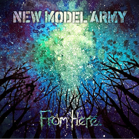 NEW MODEL ARMY - From Here Sent Sameday* AUDIO CD