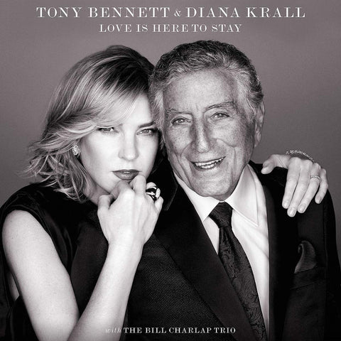 Tony Bennett and Diana Krall - Love is Here to Stay Sent Sameday* Audio CD