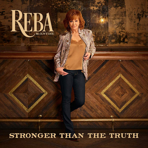 Reba McEntire - Stronger Than The Truth Sent Sameday* AUDIO CD