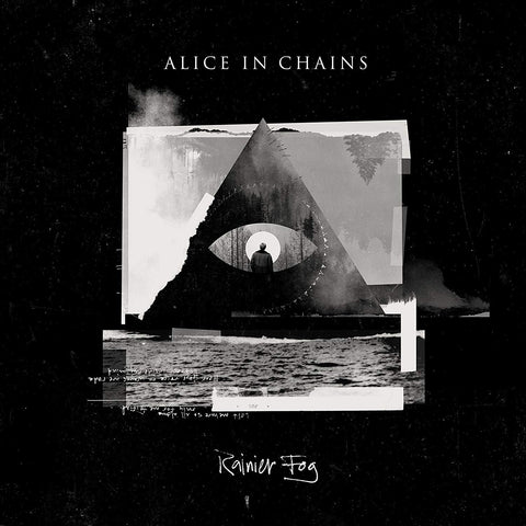 Alice In Chains - Rainier Fog Audio CD